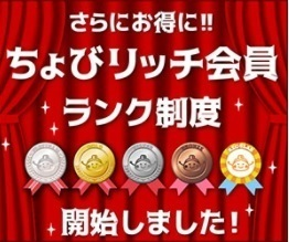 ちょびリッチ ランク制度1.jpg