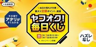 ヤフオク 毎日くじ 2018年2月.jpg